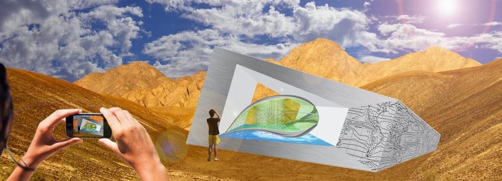 Solar water generation in Peru